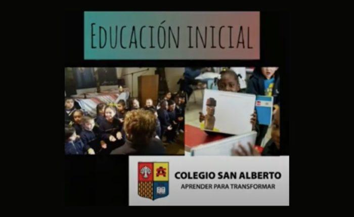 Clases online. El Colegio San Alberto ya tiene las pautas de las clases virtuales para este 2021.